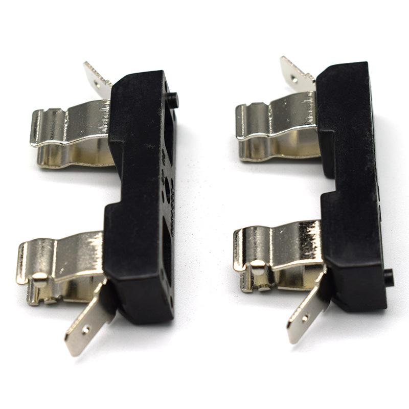JIUSHENG Thiết bị bảo hộ 6 * 30 thiết bị bảo vệ mạch cầu chì quá tải Bảng điều khiển điện JS-065pcb
