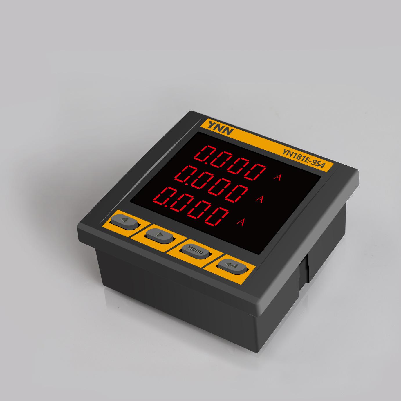 YNN Đồng hồ đo điện đa năng thông minh kỹ thuật số hiển thị đơn ba pha hiện tại vôn kế đa năng nhà s