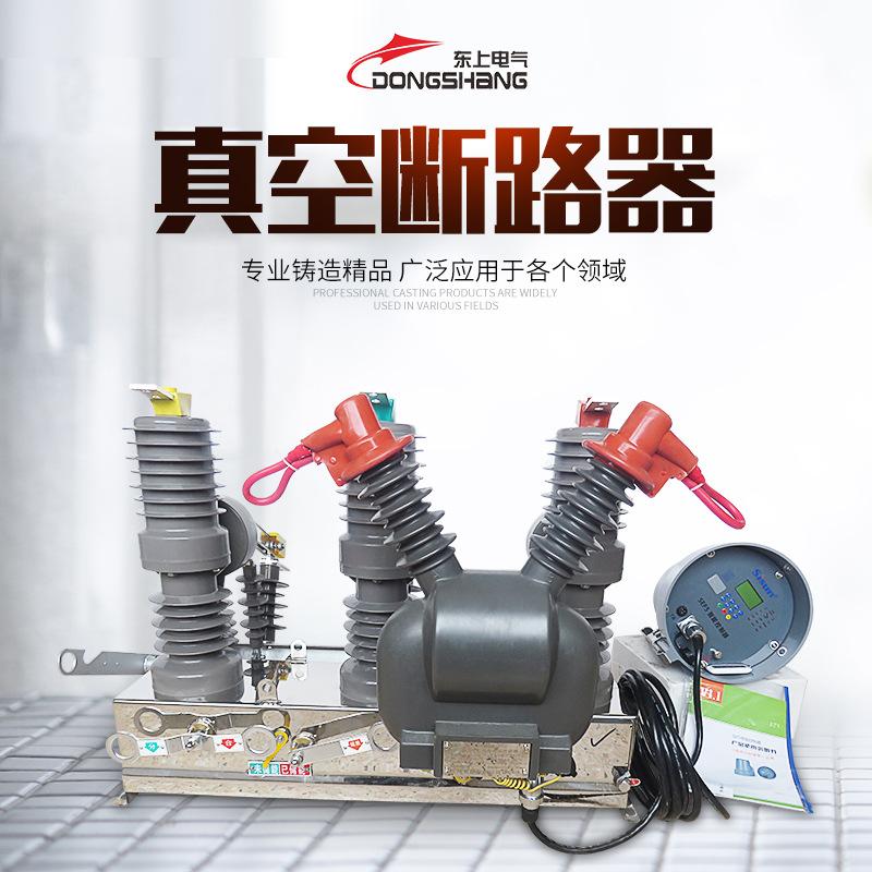 DONGSHANG Cầu dao điện cao áp Bộ ngắt mạch chân không thông minh điện áp cao 10KV ZW32-12FG / 630A c
