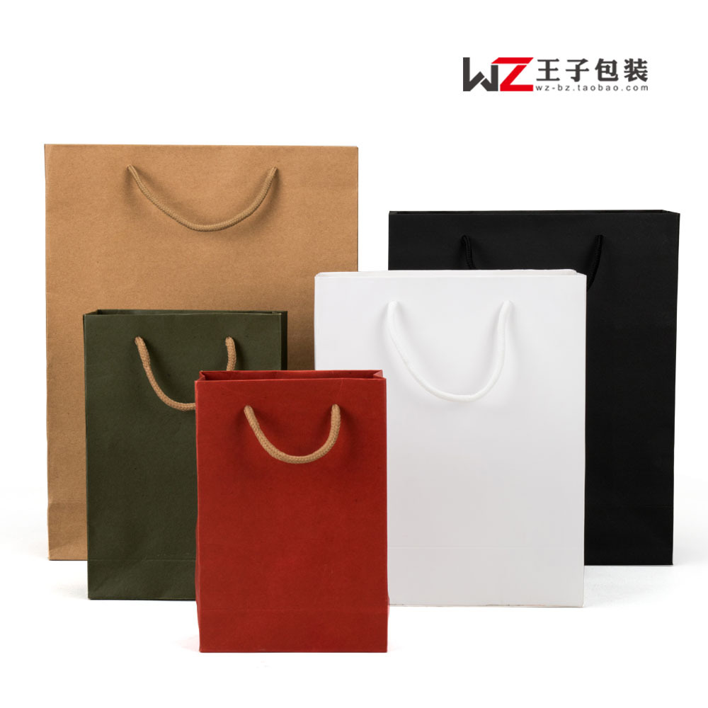 ZUOGE Túi giấy đựng quà Túi giấy tote túi quần áo cửa hàng túi tùy chỉnh cao cấp giấy kraft túi tùy