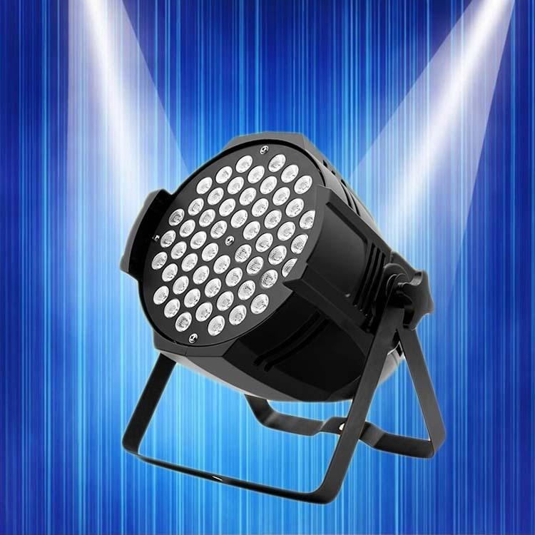 ZENGYICAI Đèn sân khấu led sân khấu ánh sáng 54 đủ màu par ánh sáng hiệu suất đám cưới flash KTV 54