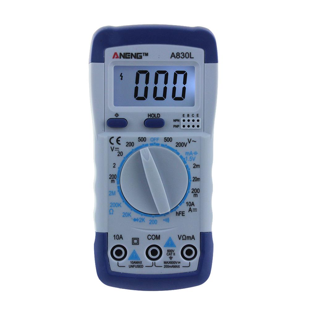 ANENG Đồng hồ đo điện Xuyên biên giới dành riêng cho bút thử nghiệm dụng cụ điện vạn năng kỹ thuật s