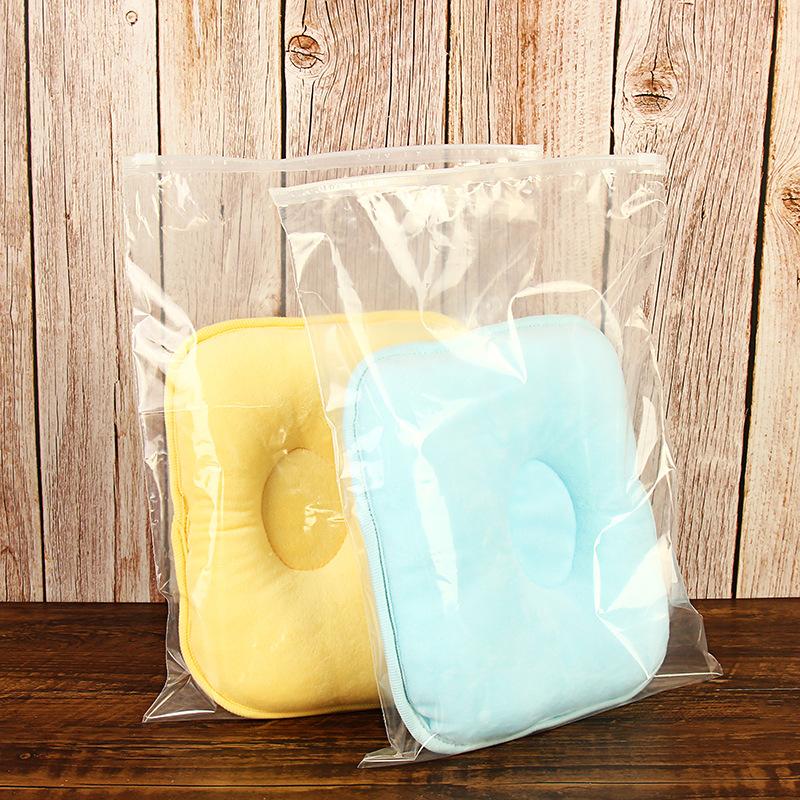 Túi opp Bảo vệ môi trường trong suốt PE dây kéo túi tự niêm phong trang sức pe lưu trữ túi opp vớ dâ