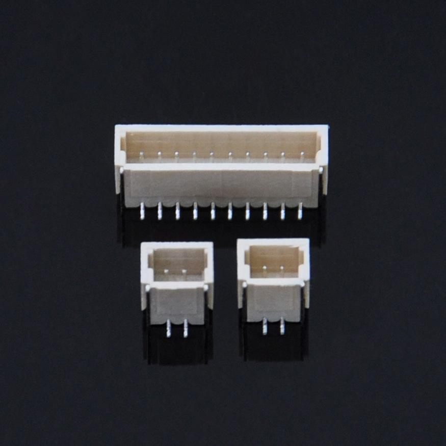 LCP Giắc nối Đầu nối nhà sản xuất chuyên nghiệp cung cấp 1.0 pitch 4.3 Đầu nối WAAX đứng lên cao 4P