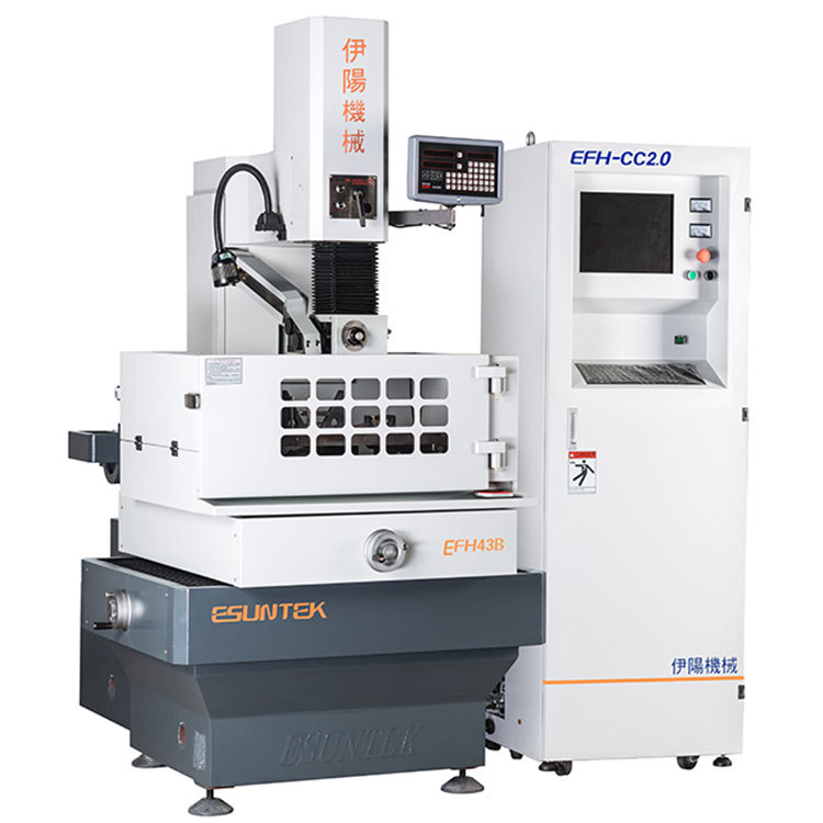 ESUNTEK Máy công cụ Máy cắt dây giữa dây Yiyang Mid-Wire Độ chính xác cao loại C EFH43B