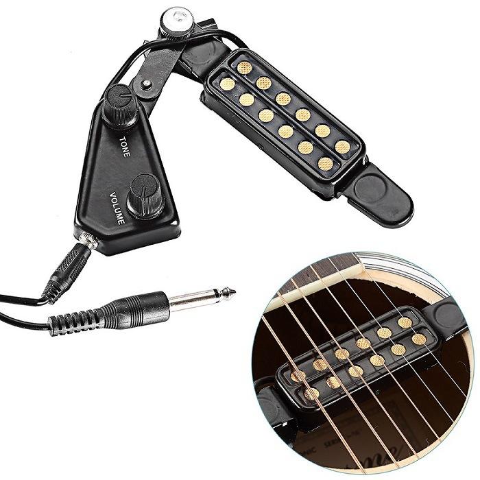 WINGOMUSIC Thiết bị loa Moniter Nhà máy sản xuất đàn guitar trực tiếp PICKUPS P-011 bán tải đàn guit