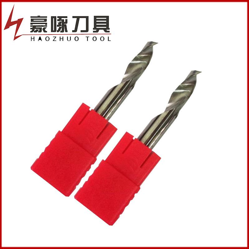 HAOZHUO Dao phay Máy phay tấm nhôm 6 mm Máy cắt phay veneer nhôm Máy cắt đặc biệt cho máy cắt nhôm-n