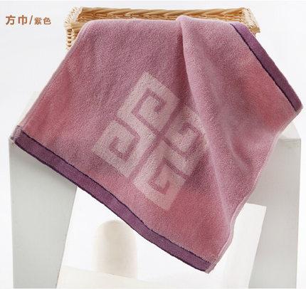 KING SHORE  khăn lau tay  Khăn vàng dày khăn vuông vuông khăn mặt gia đình thấm nước mềm nhà bếp khă