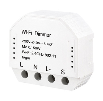 Sunwind Công tắc điều chỉnh độ sáng WiFi Dimmer Dimmer Switch Wifi Dimmer Module Graffiti On / Off M