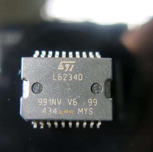 ST Bộ chuyển nguồn IC Chính hãng L6234D hoàn toàn mới trình điều khiển động cơ không chổi than IC ch