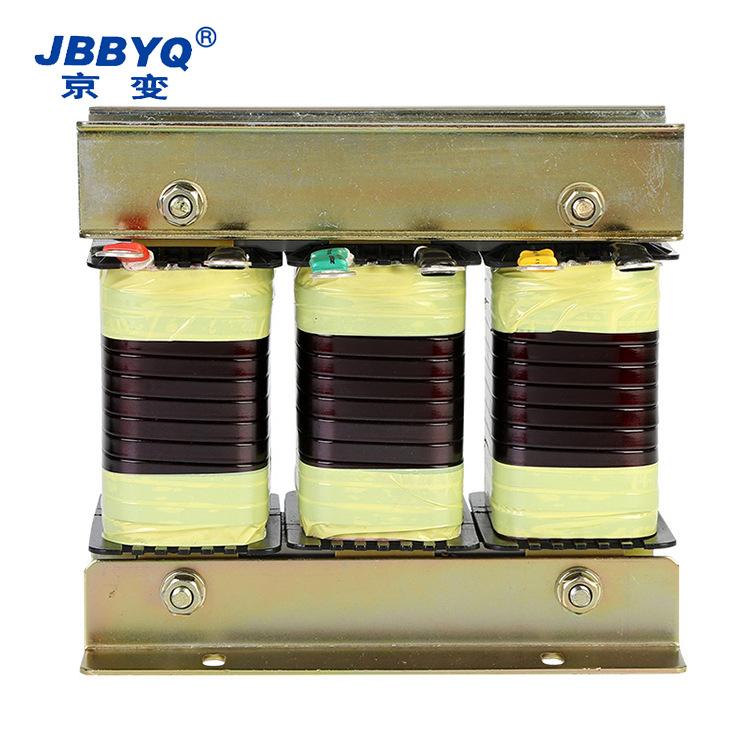 JBBYQ kháng trở Nhà máy bán trực tiếp lò phản ứng ba pha lò phản ứng ba pha HKSG2-0.8 / 27A12.7V