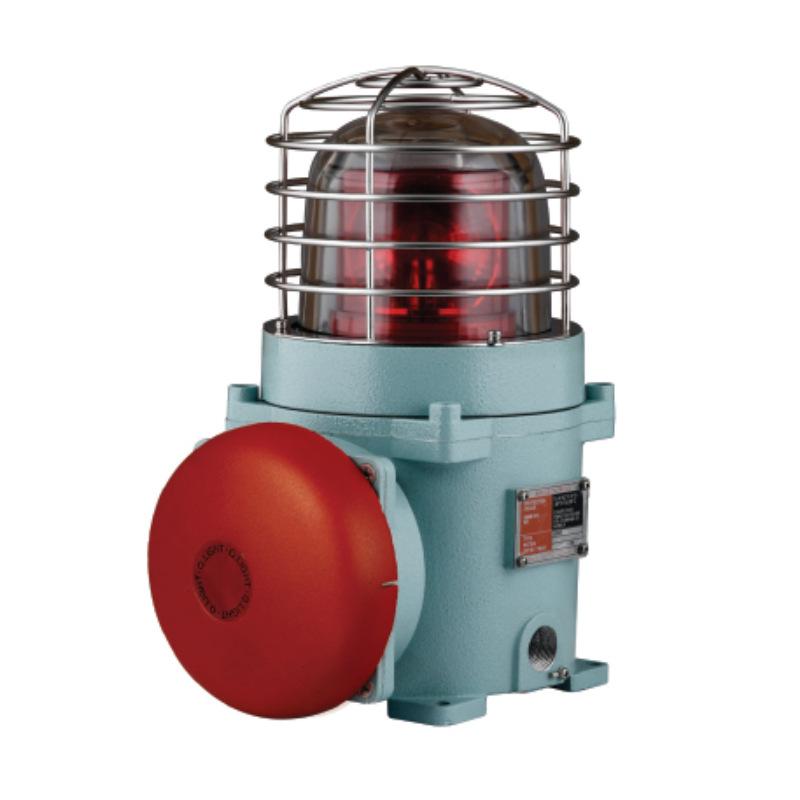 QLIGHT Đèn LED chống nổ Đèn LED xenon QLIGHT LED âm thanh và ánh sáng kết hợp đèn cảnh báo chống chá