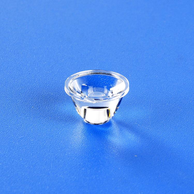 BAIXINDA Đèn LED thấu kính Nhà máy trực tiếp giám sát ống kính hồng ngoại 45 độ LED giả lumens ống k