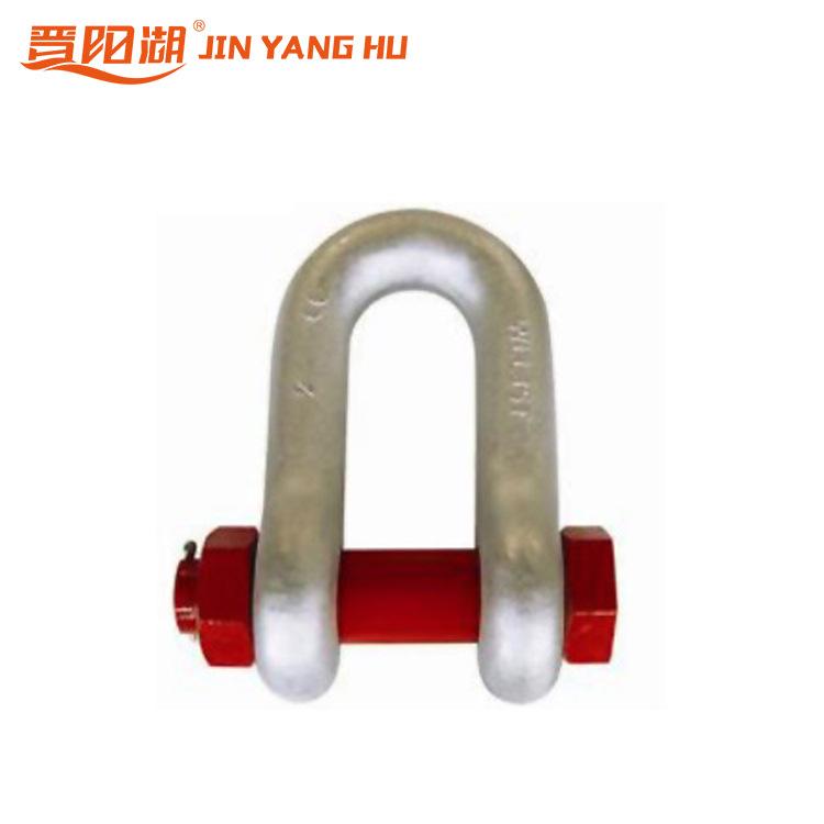 JINYANGHU Ma-ní Cung D loại còng tiêu chuẩn Mỹ 2150, còng Jinyang 85 tấn thương hiệu Mỹ