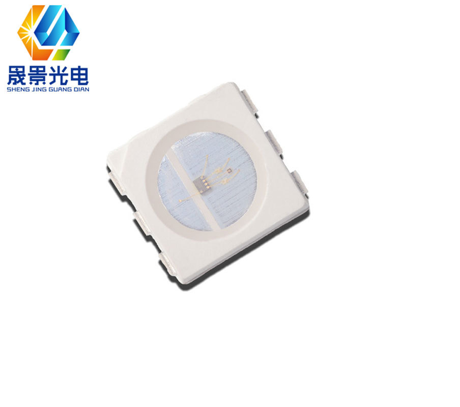 SHENGJING LED dán Nhà máy Thâm Quyến bán hàng trực tiếp 5050RGB flash nhanh flash chậm LED patch San