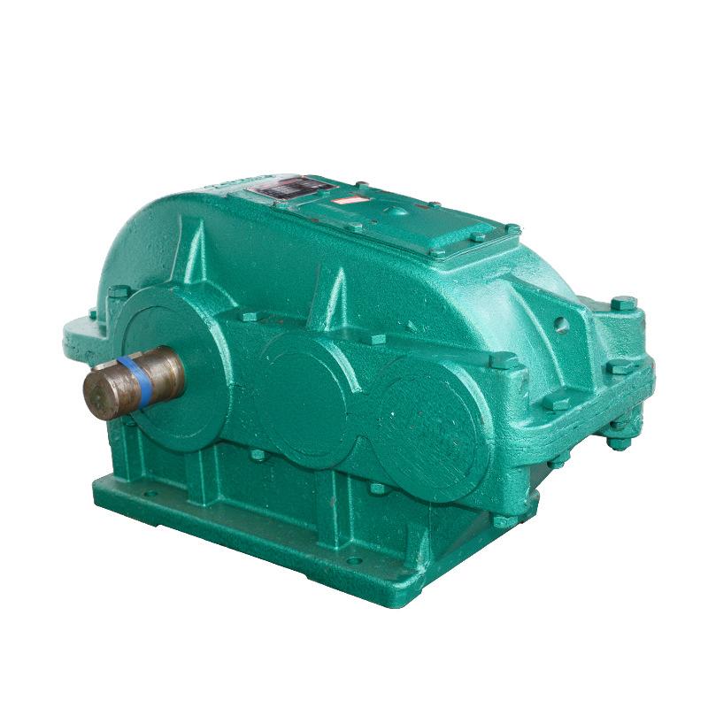Máy giảm tốc Nhà sản xuất sản xuất hộp giảm tốc JZQ tùy chỉnh, hộp giảm tốc bề mặt răng mềm nhỏ nằm