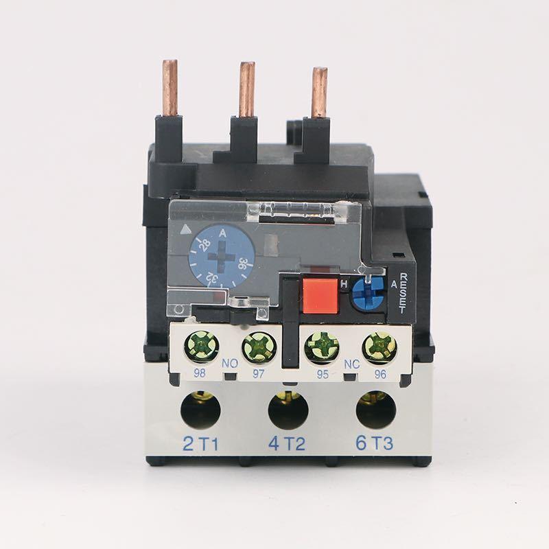 SHRM Rờ-lê Rơle nhiệt động cơ rơle LR2-25 NR2-25 JR28-25