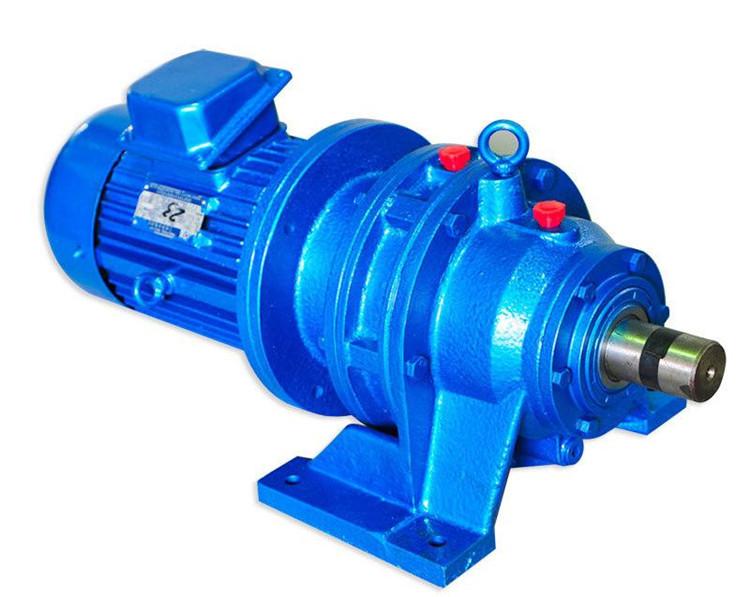 WEINI Máy giảm tốc XLD4-23-YL2.2KW động cơ một pha cycloid tốc độ giảm tốc bánh răng 23