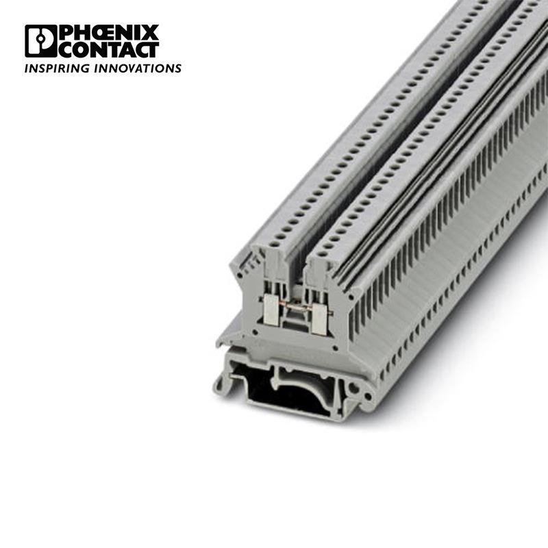 PHOENIX CONTACT Cầu đấu dây Domino Phoenix terminal 1.5 kết nối vít vuông Thiết bị đầu cuối Phoenix