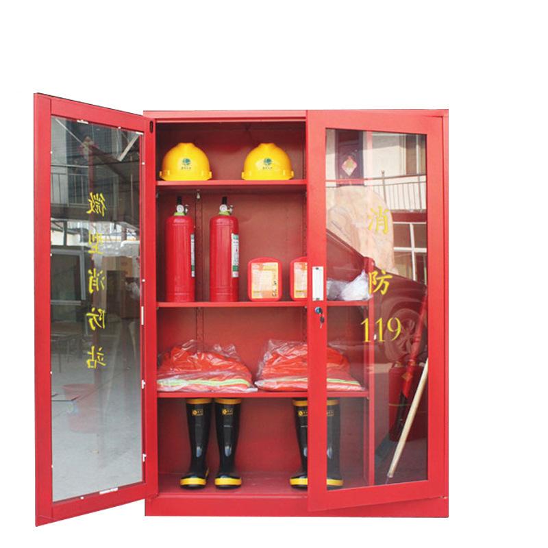 Hộp đựng vòi chữa cháy Tủ lửa mini hộp cứu hỏa có khóa cửa kính folio kết hợp khẩn cấp tủ cứu hỏa tù