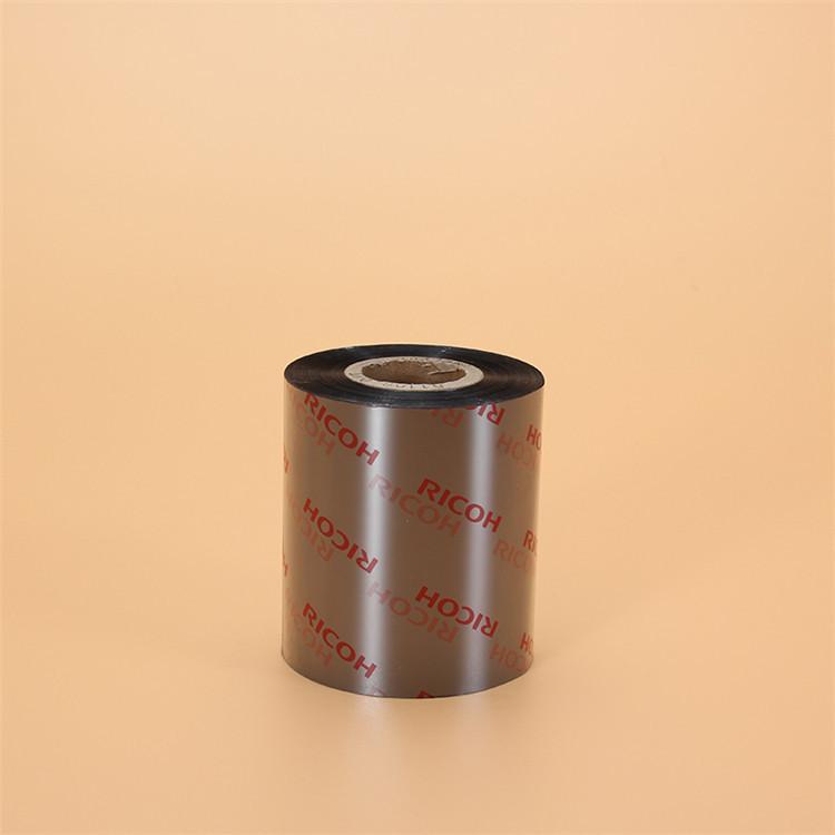 Ruy băng than Ruy băng carbon D110C tất cả ruy băng carbon dựa trên nhựa ruy băng 30-110mm 300m