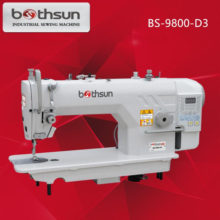 Bothsun  Máy may Cung cấp Baosen Thương hiệu BS-9800-D3 Máy tính tự động Cắt chỉ truyền động trực ti