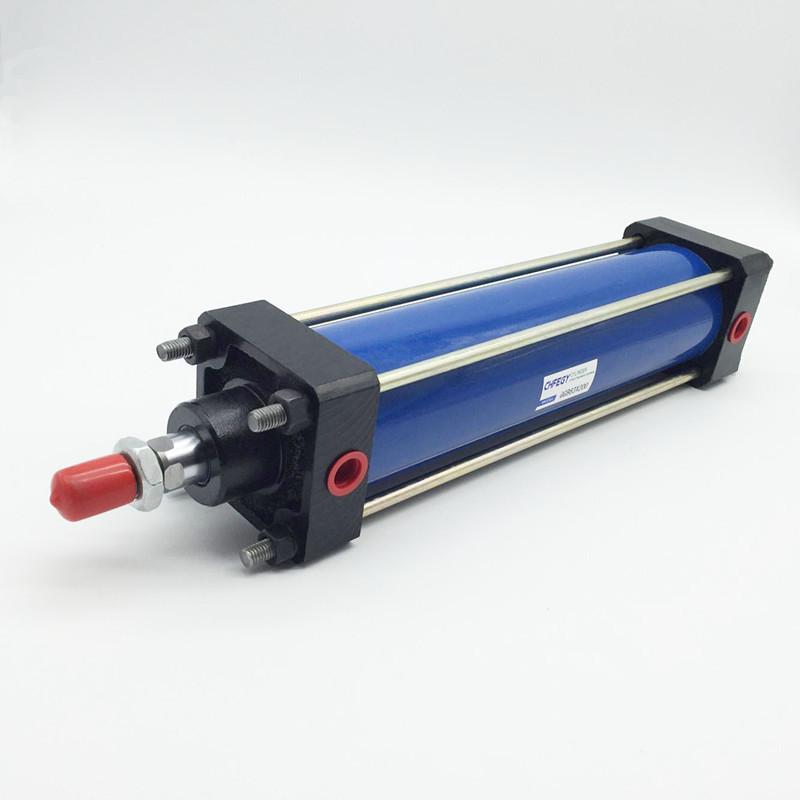 Ống xilanh QGB tất cả xi lanh nặng bằng sắt QGB400X100X150X200X250X300X400X500