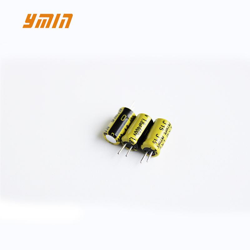 Ymin Tụ điện tần số cao điện trở thấp 400V1.8uF 5 * 9 tụ 7000 giờ tụ chất lượng