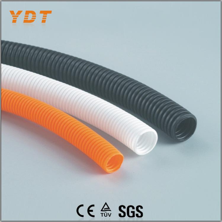 YINGDETE Ống nhựa Nylon chống cháy ống lượn sóng PA nylon ống lượn sóng ống nhựa ống vòi dây nịt ống