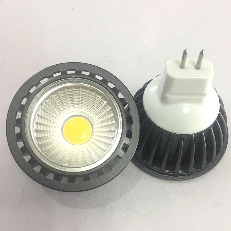 SHENGYE Cup phản quang Cốc phản xạ 25-Z 5W Bộ kit MR16 đúc bằng nhôm đúc cốc đèn LED nhà ở
