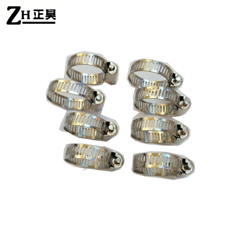 ZHENGHAO Ống kẹp ống nước mạ kẽm kẹp ống kẹp Mỹ kẹp kẹp kết hợp kẹp thép không gỉ ống kẹp nhà máy bá