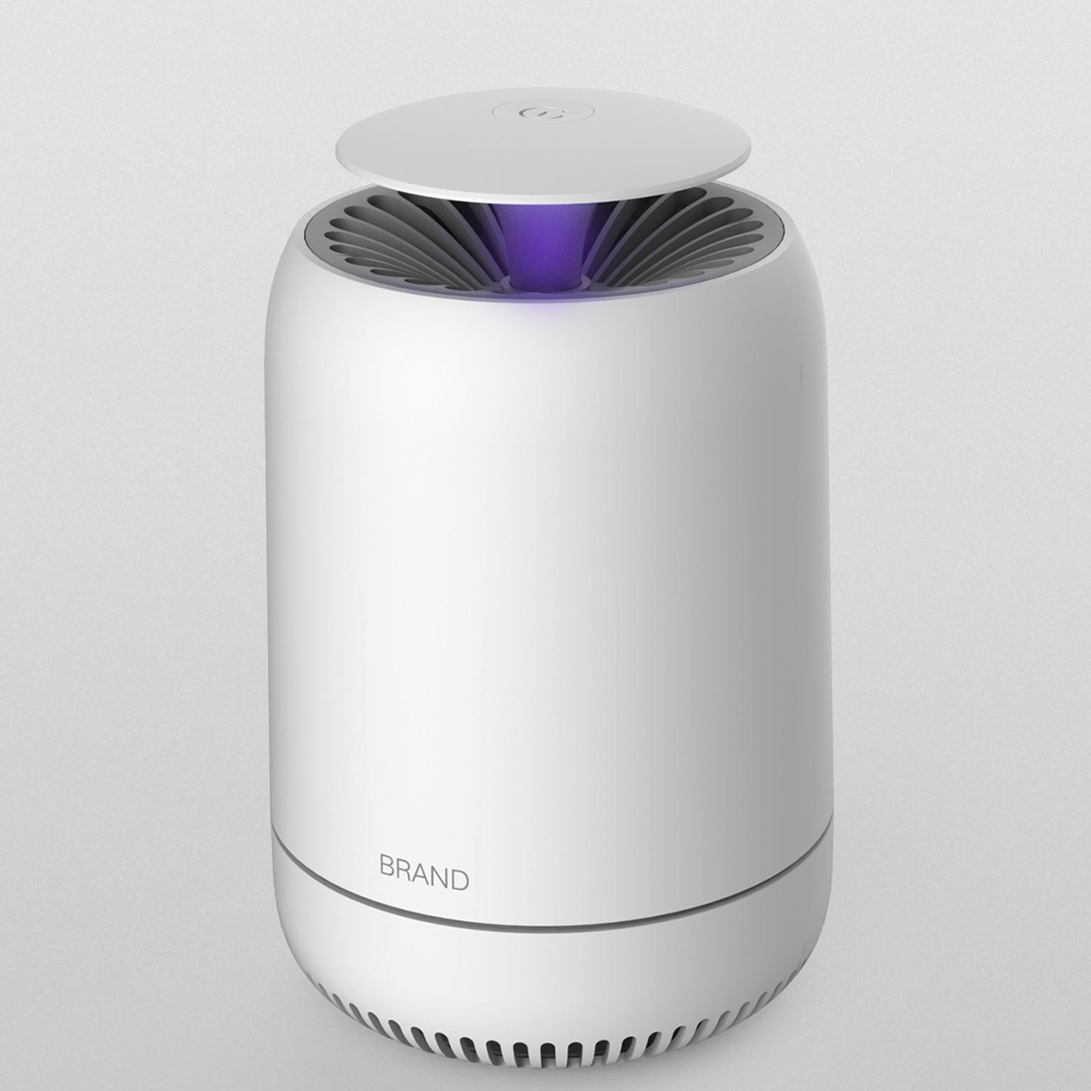 YGMT Đèn diệt muỗi Thuốc diệt muỗi nhà USB Kiểm soát ánh sáng vật lý hít phải LDE quang xúc tác điện