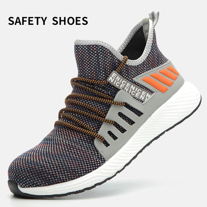 Giày thể thao dành cho nam với thiết kế thoáng khí .