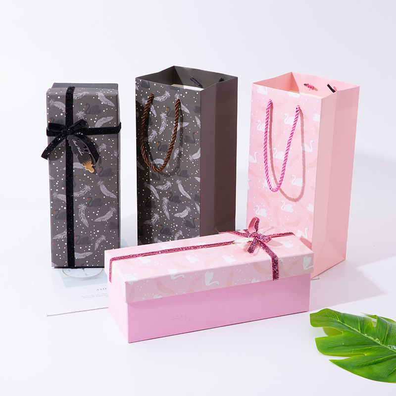 RANCHENG Thị trường bao bì khác / bao bì vải / bao bì giấy Thiên đường và trái đất bao gồm hộp quà t