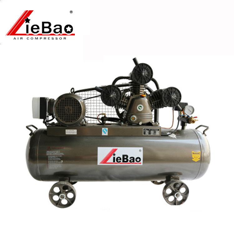 LIEBAO Máy nén khí Cung cấp máy piston Cheetah LBH40120 / 0.36 bơm sửa chữa lốp xe dễ dàng để sơn cô