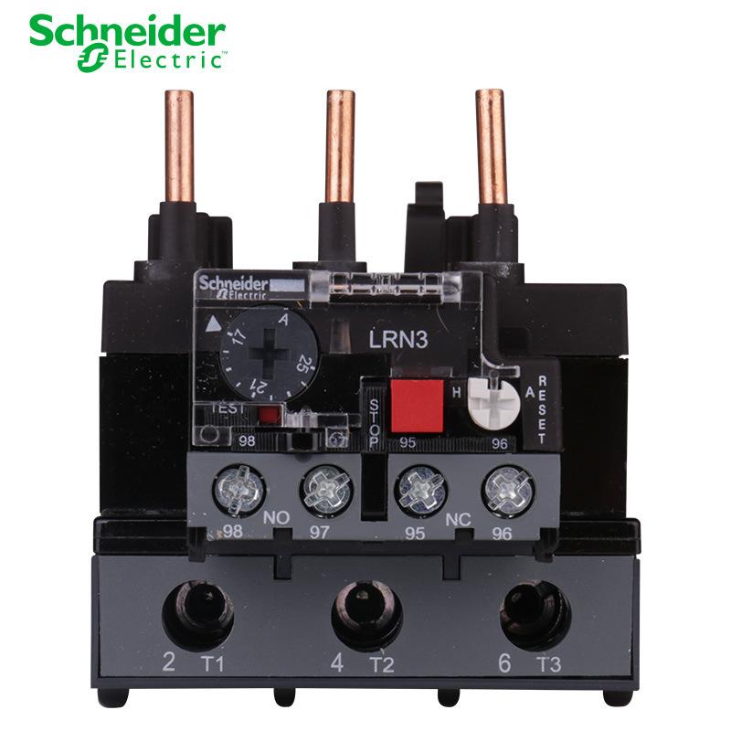 Schneider Electric Rơle nhiệt Schneider LRN322N / 353N / 357N / 359N / 365N Rơle nhiệt quá tải