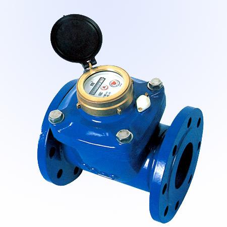 NINGCHENG Đồng hồ nước <Nhà máy đồng hồ nước số 2 Ninh Ba> Đồng hồ nước khô có thể tháo rời DN300