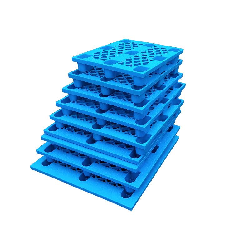 GUANGHAO Mâm nhựa / Pallet nhựa Xuất khẩu trực tiếp xuất khẩu pallet nhựa xe nâng doanh thu thẻ ván