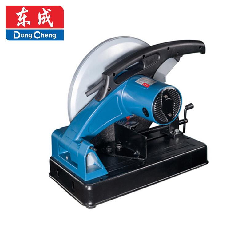 DONGCHENG Dụng cụ bằng điện Đông tạo vật liệu máy cắt thép công cụ cắt điện J1G-FF02-355