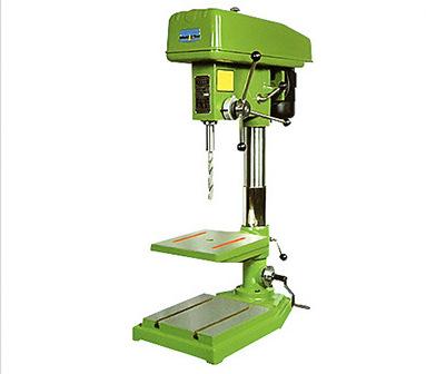 HUABEI Máy công cụ nhỏ gọn Máy khoan để bàn Z4116 rất đơn giản, tiết kiệm và thiết thực