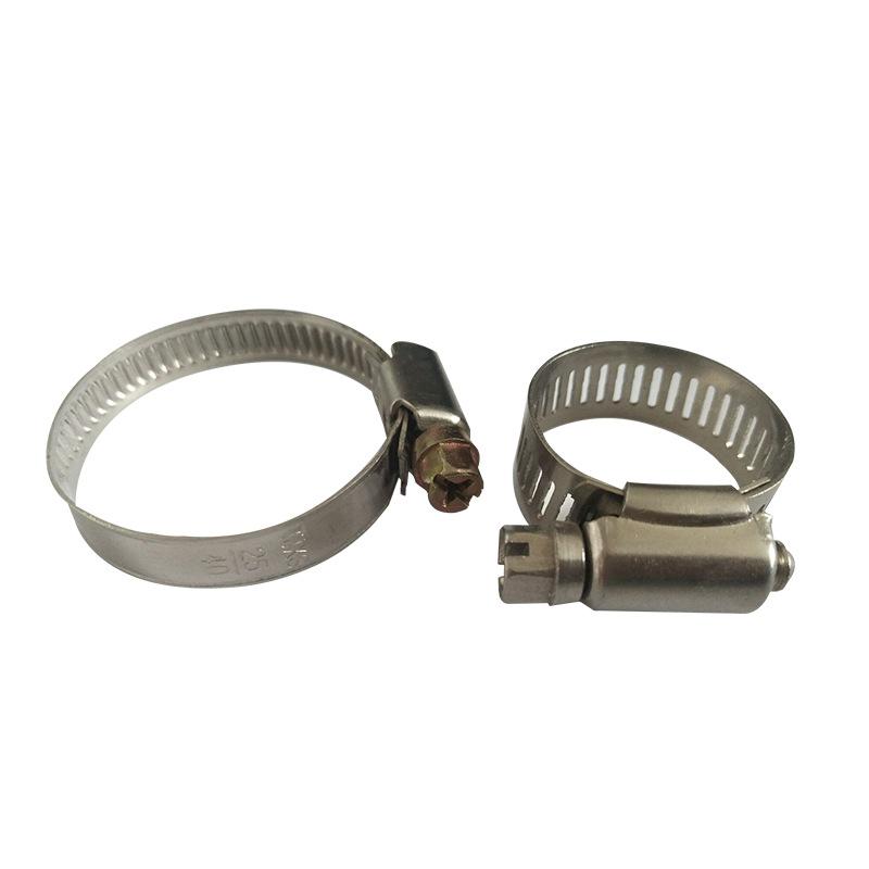 TJXS Đai kẹp(đai ôm) Các nhà sản xuất cung cấp 304 thép không gỉ kẹp mạnh phổ quát kẹp 10-16mm kẹp Đ
