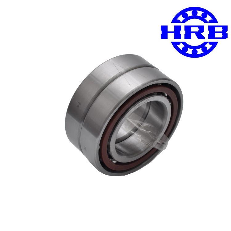 HRB Bạc đạn Cáp Nhĩ Tân mang 7204ACTA / P5 DBB kết hợp vòng bi lăn chính xác ổ bi tiếp xúc góc chính