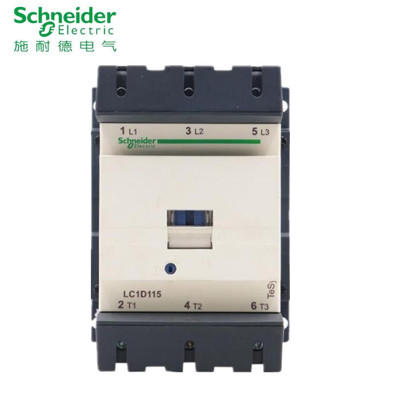 Công tắc tơ Schneider LC1D11500M7C / F7C / Q7C AC220V Công tắc tơ AC LC1D-115