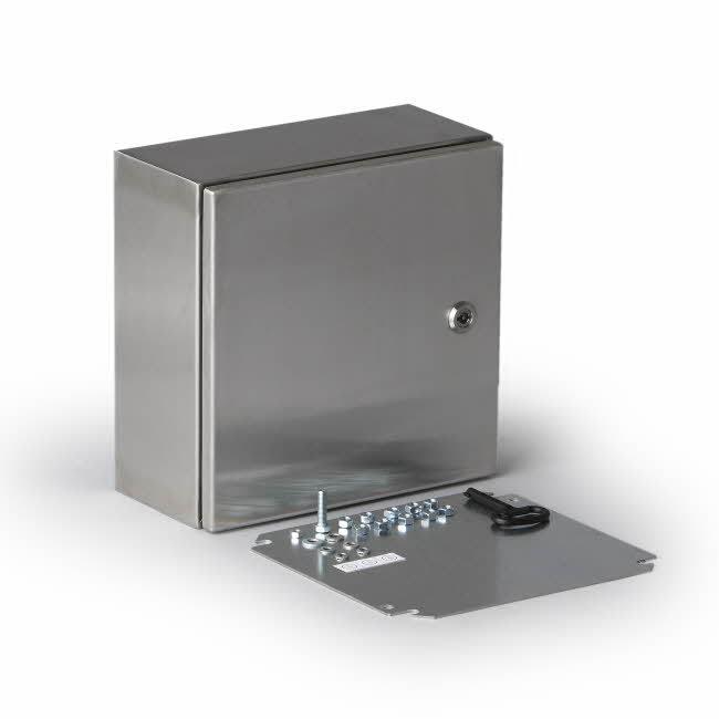 Tansen Hộp phân phối điện Thép không gỉ hộp phân phối không thấm nước bắt chước Rittal thép không gỉ