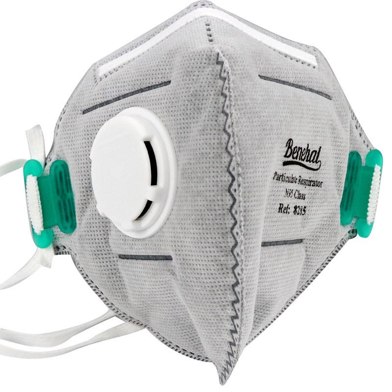 Khẩu trang chống bụi than hoạt tính bảo vệ PM2.5