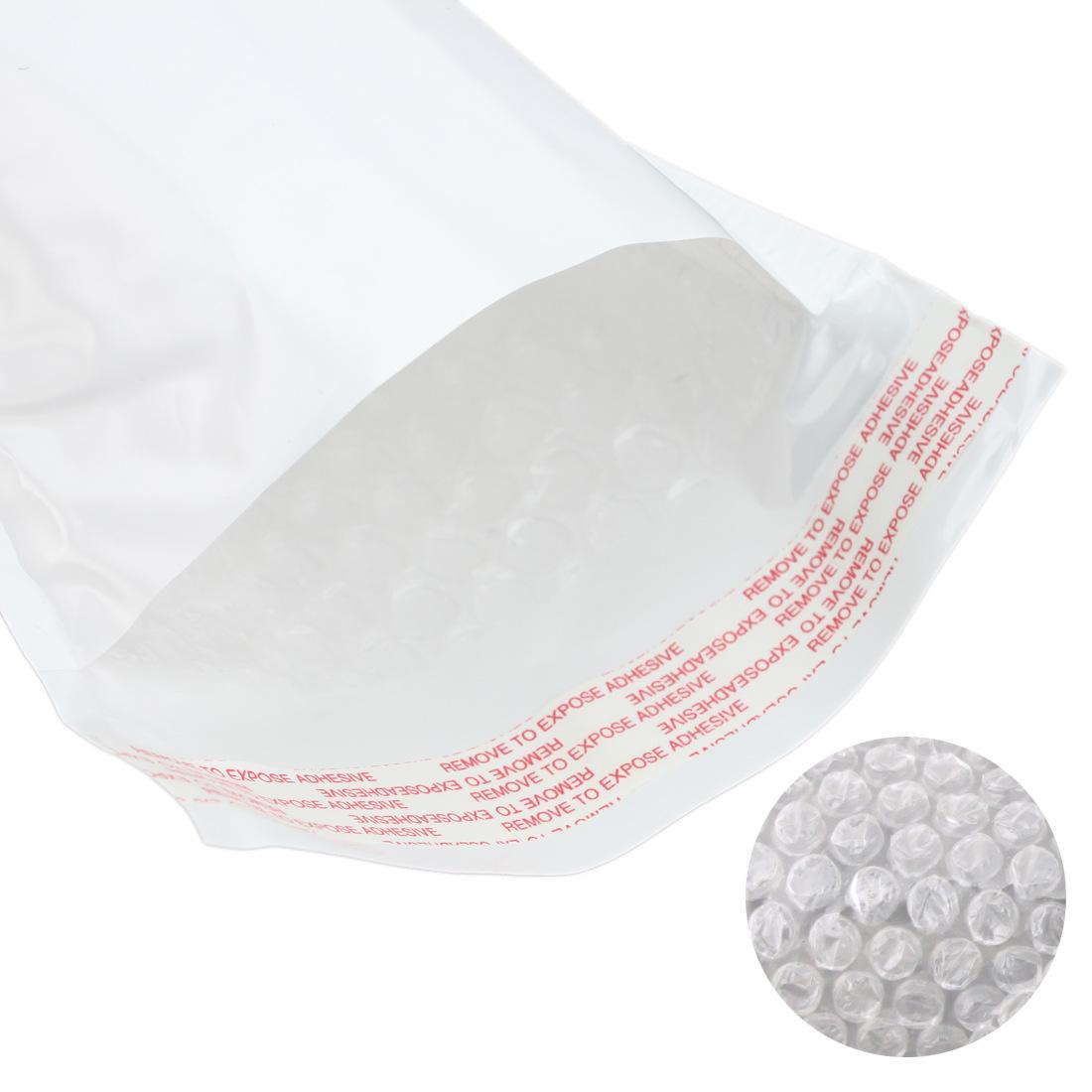 Phong bì bong bóng chống sốc khi vận chuyển hàng hóa .