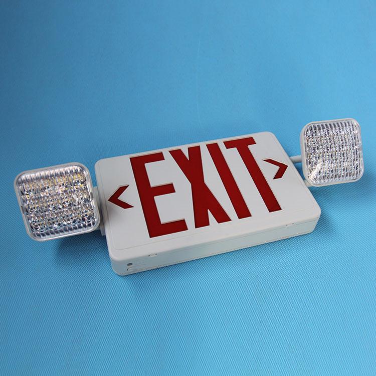 VANJOLIGHT Đèn tín hiệu Hướng dẫn thoát hiểm khẩn cấp ngoại thương kết hợp khẩn cấp Chứng nhận UL Ho
