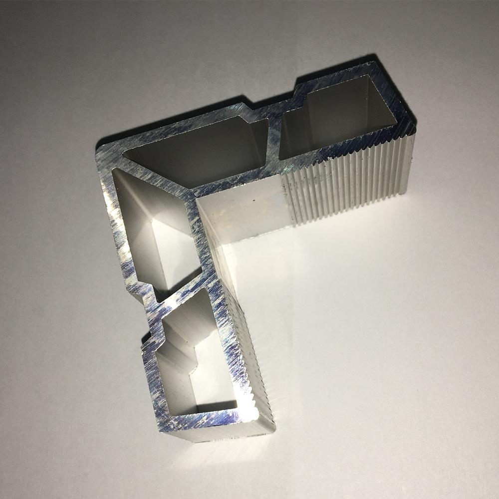 RUITENG Vật liệu dị dạng Tùy chỉnh hồ sơ đùn nhôm khuôn mở hồ sơ đùn nhôm