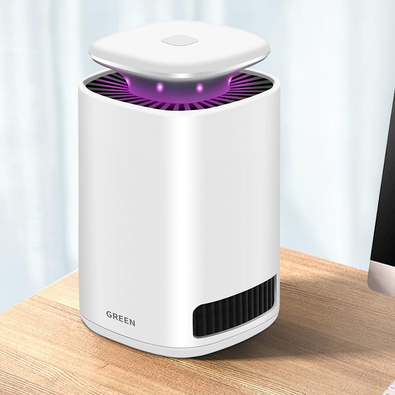 JIABAILAN Đồ điện gia dụng Cung cấp xuyên biên giới 2020 mới USB diệt muỗi chuyên nghiệp quà tặng vậ