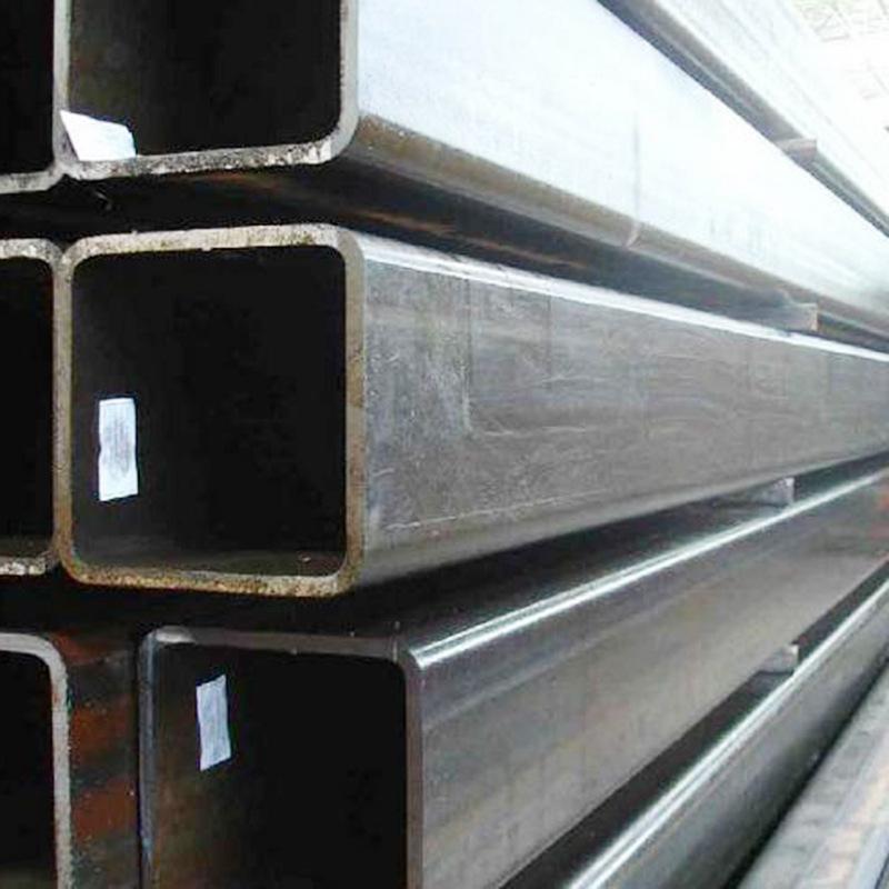 Thị trường sắt thép Ống thép vuông liền mạch dày không tiêu chuẩn cỡ lớn